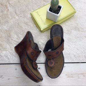 Jack Rogers | Marbella Wedge Sandals